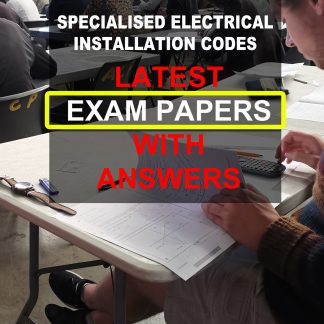 Specialised Electrical Installation Codes