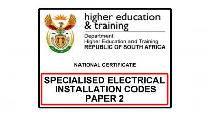 Free Specialised Electrical Installation Codes