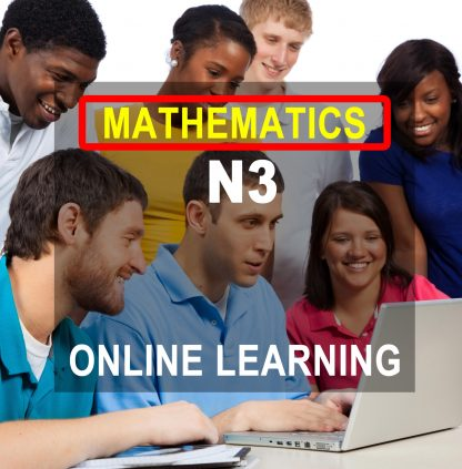 Mathematics N3 Online Learning