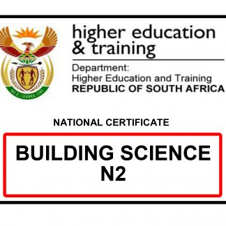 Building Science N2 Previous Papers and Past papers and marking guidelines