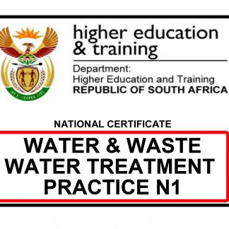 water and waste water treatment practice n1 previous papers with answers